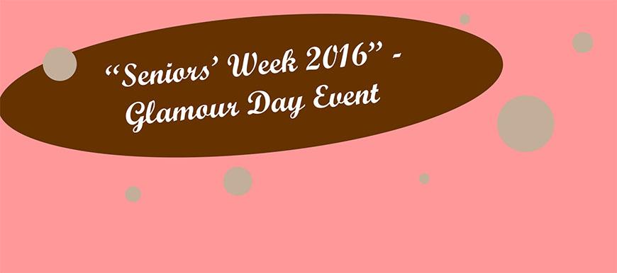 Senior's Week 2016