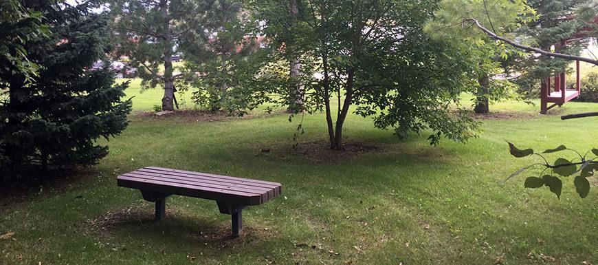 Normand Boucher Arboretum