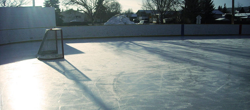 Outdoor Ice Rinks